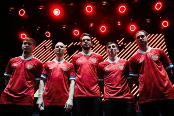 Adidas ответил по поводу скандала с формой сборной России