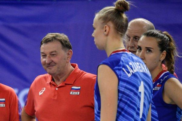 Шевченко: С Бузато женская сборная по волейболу преобразилась