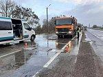 Волгодонск вводит весогабаритный контроль для транзитных грузовиков