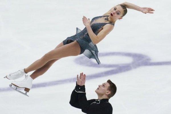 Пара Бойкова - Козловский выиграла домашний этап Гран-при