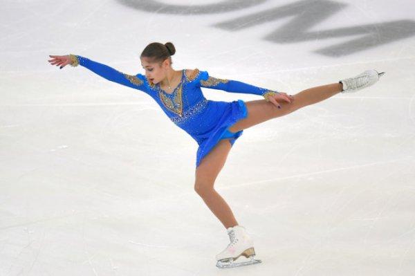 Российская фигуристка Косторная побила мировой рекорд в короткой программе