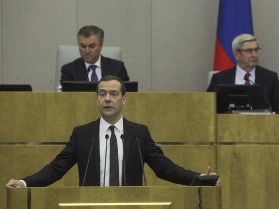 Медведев предложил свой способ использования идеи