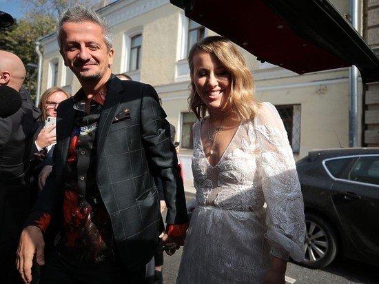Поплавская назвала свадьбу Собчак