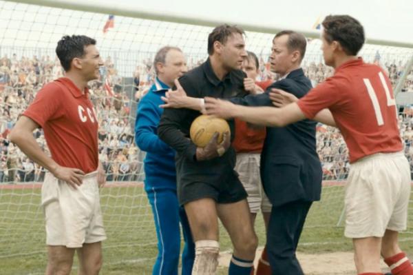 Любителей футбола ждет новый фильм про легендарного вратаря Яшина