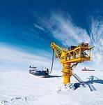 Крыловский ГНЦ выполнит НИР по оценке влияния ледовых условий на ГТС терминала «Бухта Север»