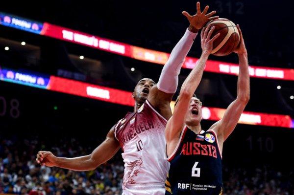 Прошла жеребьевка олимпийских квалификационных турниров по баскетболу