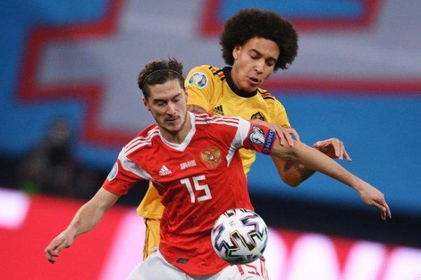 В первом матче на Евро-2020 сборная России сыграет с Бельгией