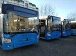 Забайкальский край приобрел автобусы марки ЛИАЗ