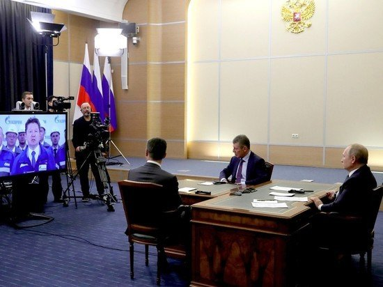 Запуск газопровода «Сила Сибири» в Китай прошел загадочно
