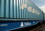 Организована первая транзитная контейнерная отправка из Европы в Японию через Россию