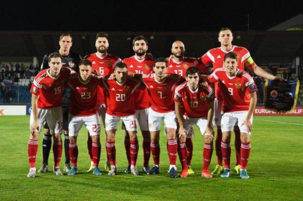 Колобков: Задача сборной России - войти в десятку лучших в рейтинге ФИФА