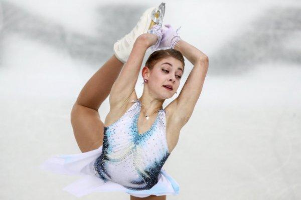 Алена Косторная обновила мировой рекорд в финале Гран-при