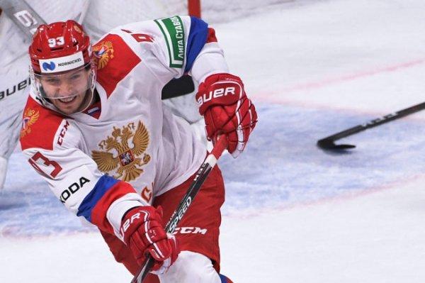 Сборная России проведет первый матч на Кубке Первого канала