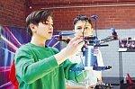Необычные состязания собрали семь команд подрастающих инженеров-любителей