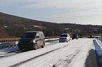 В Приморском крае открыли для проезда новый автомобильный мост