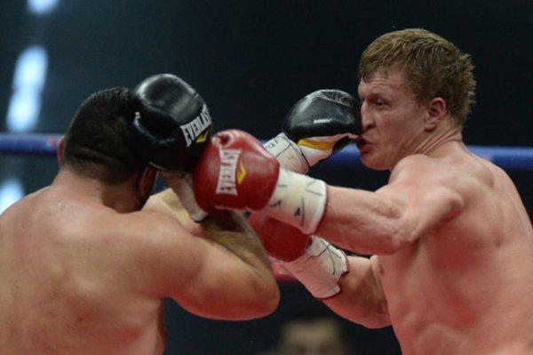 Боксер Поветкин заявил, что не уйдет с ринга без чемпионского пояса