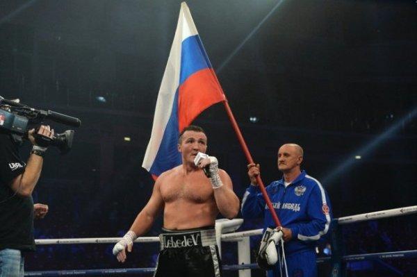 Боксер Лебедев заявил, что собирается завершить карьеру