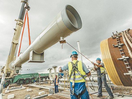 Санкции встали поперек потоков: Вашингтон ударил по российским газовым проектам