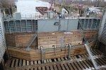 В Волжском бассейне завершена реконструкция шлюзов №13-16 Городецкого гидроузла