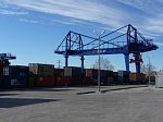 На станции Хабаровск-2 реализуют проект по созданию цифрового контейнерного терминала