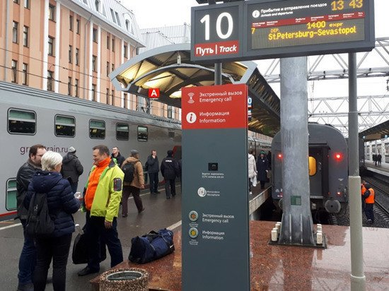 Цены на билеты омрачили открытие железнодорожного движения в Крым