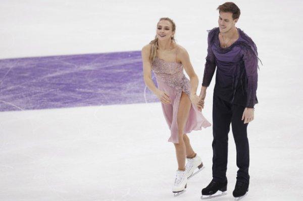 Синицина и Кацалапов стали двукратными чемпионами России в танцах на льду