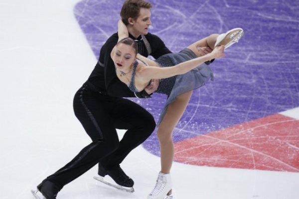 Бойкова - Козловский впервые стали лучшей парой России