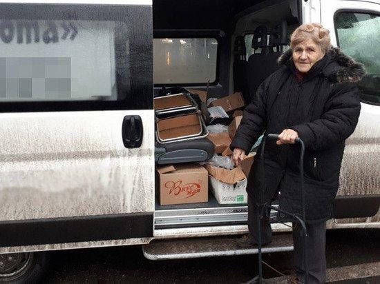«Бабушка-Мороз» родом из Ленинграда: как блокадница помогает нуждающимся