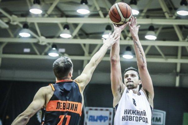 Стали известны все полуфиналисты мужского Кубка России по баскетболу