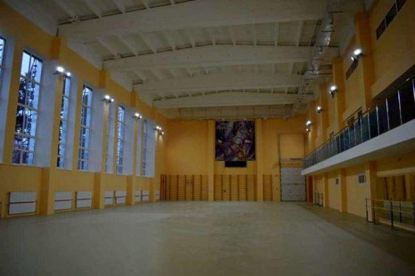 В Симферополе в январе откроется первая часть СК