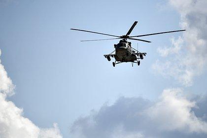 Вертолет Ми-28 разбился на юге России