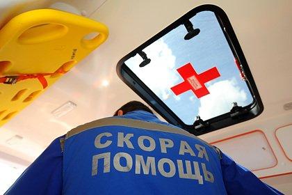 Елка спасла жизнь выпавшей с балкона российской школьнице
