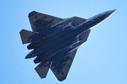 Стало известно о состоянии пилота разбившегося Су-57 в Хабаровском крае