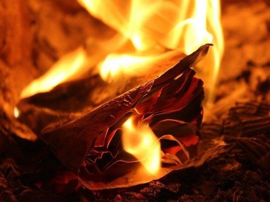 Психотерапевт запретила россиянам есть на Новый год бумажный пепел