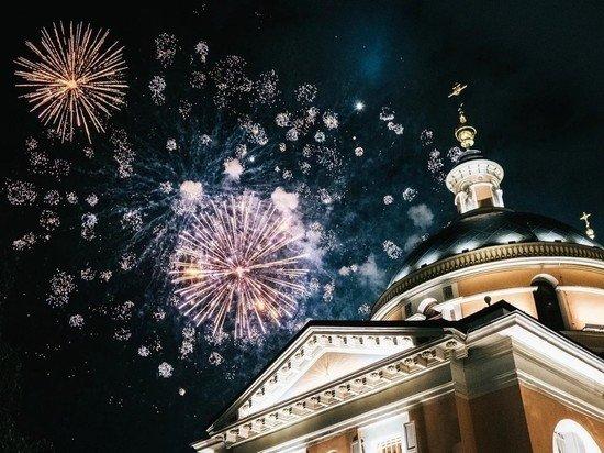 В новогодних гуляниях в России приняли участие 6,5 млн человек