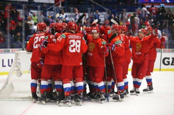 Швейцария - Россия - онлайн-трансляция матча молодежного ЧМ по хоккею
