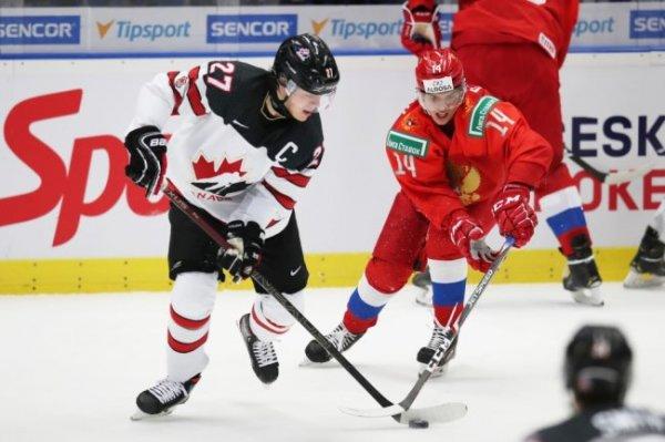 Сборная России встретится с Канадой в финале МЧМ-2020
