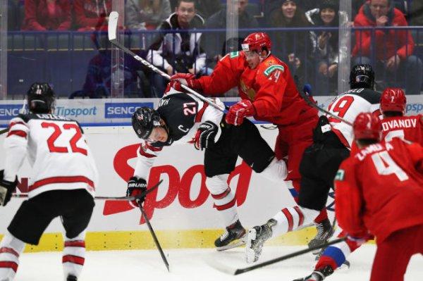 Канада - Россия - онлайн-трансляция финала МЧМ по хоккею