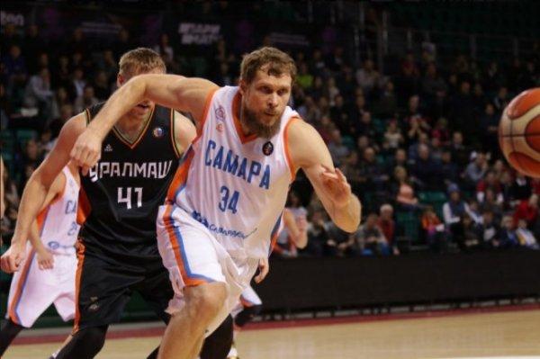 В Кубке России по баскетболу началась полуфинальная стадия
