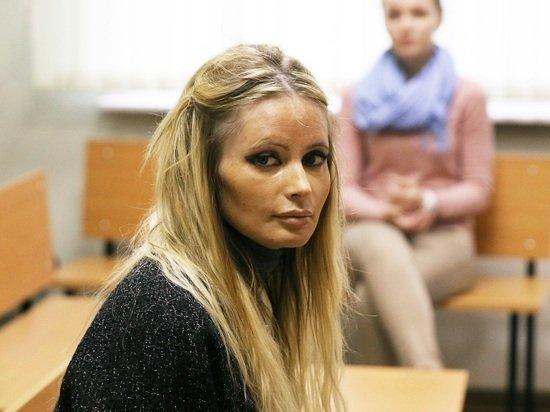 Трезвенница Дана Борисова призвала спасти Волочкову от алкоголизма