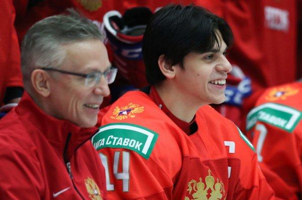 Ларионов о финале МЧМ: Наши игроки должны провести лучший матч в жизни