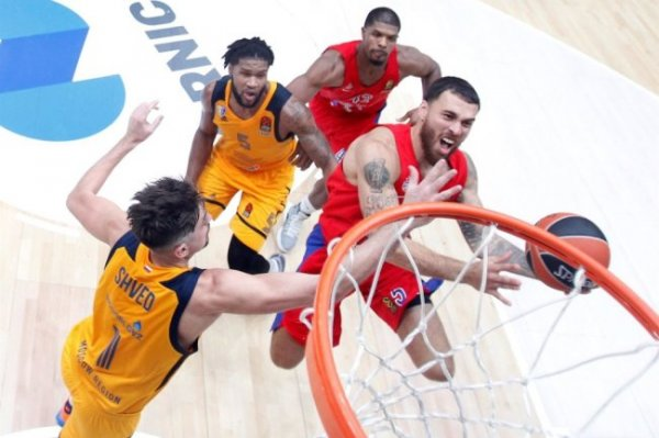 Лидеры баскетбольной Единой лиги сразятся в Мытищах