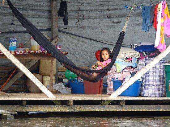 Амазонский дневник Нины Шацкой: Икитос, один из самых труднодоступных городов