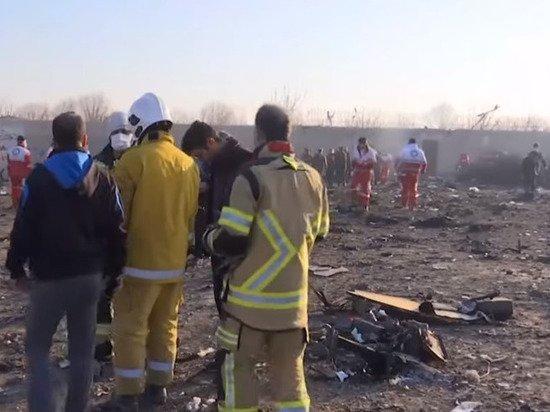 СМИ: западные спецслужбы назвали перегрев двигателя причиной крушения украинского лайнера