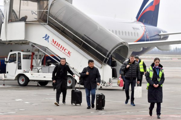 Безвизовый режим введен для участников ЧМ-2021 по хоккею в Минске