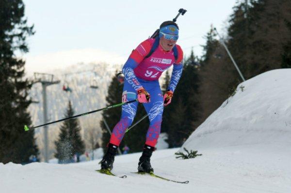 Сборная России по биатлону осталась без медалей в эстафете в Оберхофе