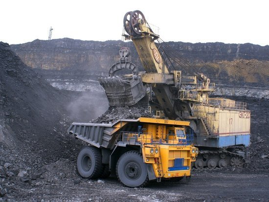 90 миллионов тонн энергетического угля добыто на разрезе Переясловский компании «Русский Уголь»