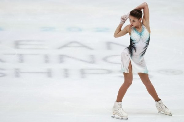 Алена Косторная: Довольна, что выполнила поставленную задачу