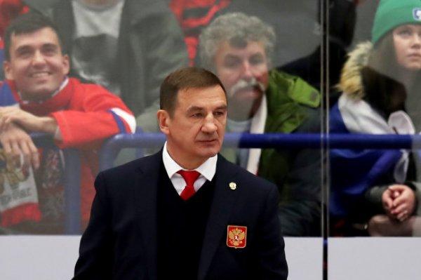 Валерий Брагин назначен старшим тренером СКА