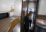 В купейных вагонах российских поездов могут внедрить систему биометрического доступа.